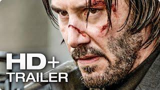 JOHN WICK Trailer Deutsch German HD