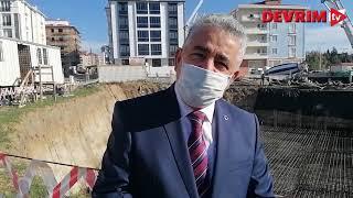 ERTUĞRUL GAZİ CAMİİ'NİN TEMELİ TÖRENLE A...