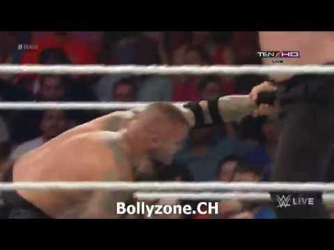 WWE RAW 4 6 15 Full Show Online   April 6th 2015 Part2