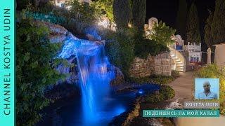 Декоративный водоем / Водопад Возвышенная Фантазия (Decorative pond / Waterfall Exalted Fantasy)