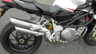 7. 2008 MV Agusta Brutale 910R for Sale   Call 718 372 6555