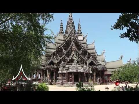 Pattaya Attractions – The Sanctuary of Truth