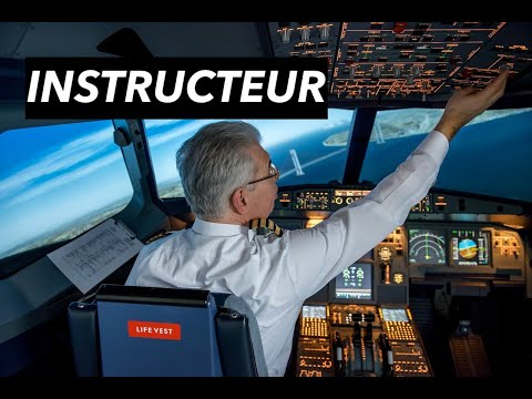 Comment devenir INSTRUCTEUR DE VOL ?
