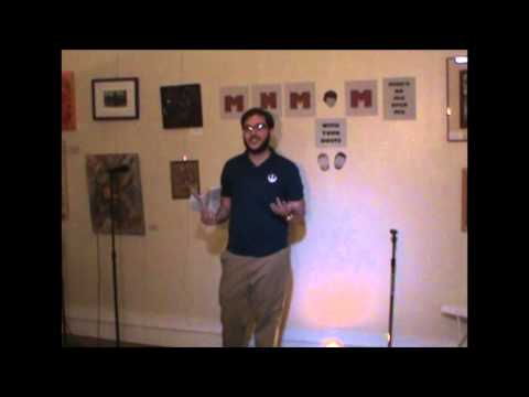 Andrew Smith - Stand Up Comedy - @ MNMOM (5-4-2013)