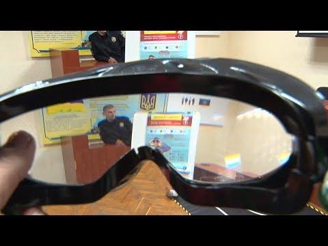 Патрульні Житомира провели тренінг для учнів міської автошколи