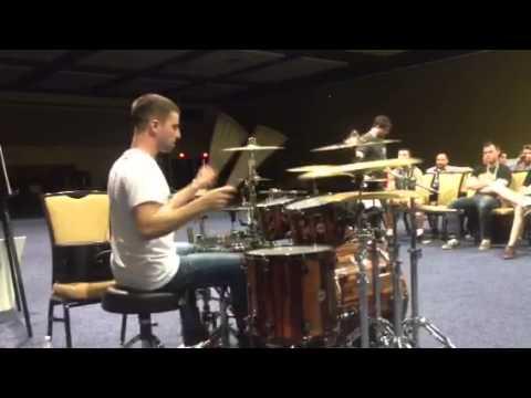 Matt Greiner Drum Clinic - Provision