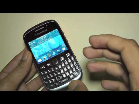 BlackBerry Curve 9320 Full Review