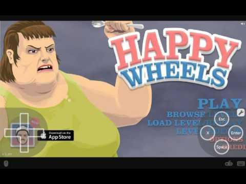 swf happy wheels full version