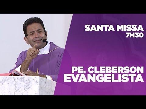 HOMILIA | PADRE CLEBERSON EVANGELISTA | 19/12/2018