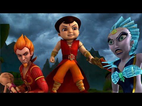 Super Bheem Vs Barf ki Rani | Rescue Prince of Jwalapradesh