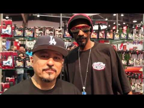 0 Snoop Dogg, Mister Cartoon and Sanctiond at SEMA