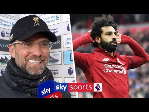 Jurgen Klopp Says Mo Salah's Screamer Against Chelsea Is One Of The Best Goals He's Ever Seen Live