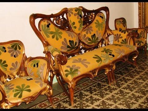 Эксклюзивная мебель из дерева.