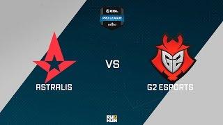 G2 vs Astralis, game 1
