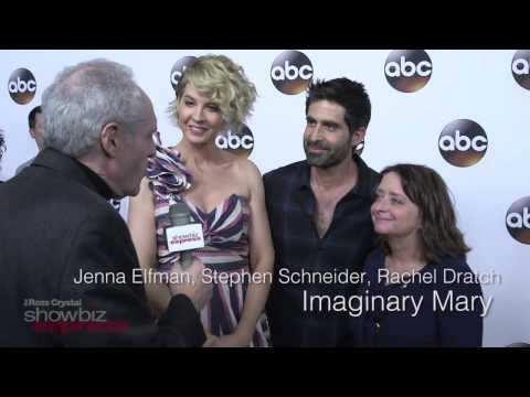 'Imaginary Mary' Co-Stars on Their New ABC Series