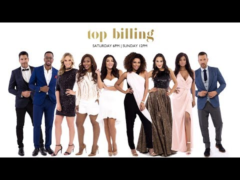Top Billing moves to Saturday at 6PM