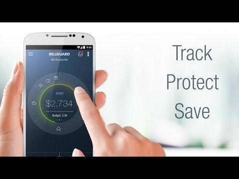Video of Money Tracker by BillGuard