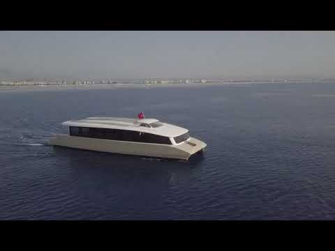 video of Solarwind 52XP Zero Emission Catamaran