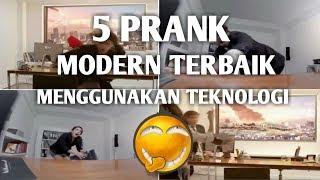 Video KEREN DAN LUCU! PRANK MODEREN YANG MENGGUNAKAN TEKNOLOGI MP3, 3GP, MP4, WEBM, AVI, FLV April 2019