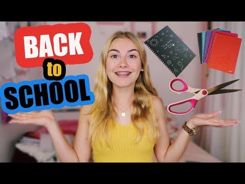 Back to school + Verlosung / MissNici