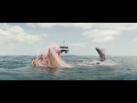Мег: Монстр глубины - второй ролик онлайн видео
