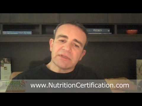 Nutrition Certification: How to Become a Certified Fitness Nutrition Specialist Today!