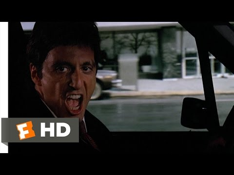 Scarface (1983) - No Wife, No Kids Scene (6/8) | Movieclips