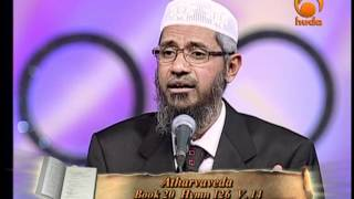 Ask Dr Zakir, 31 March 2012 - Dr Zakir Naik