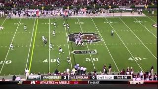 Casey Hayward vs South Carolina 2011