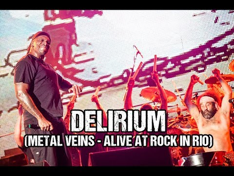 Sepultura - Delirium (Metal Veins - Alive At Rock In Rio) [feat. Les Tambours Du Bronx]