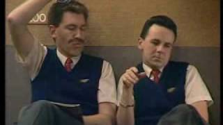 Video Fast Forward - 'Airline' skit. Early 90's Australian comedy. MP3, 3GP, MP4, WEBM, AVI, FLV Mei 2018