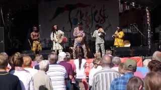Folksfest 2014 In Mölln