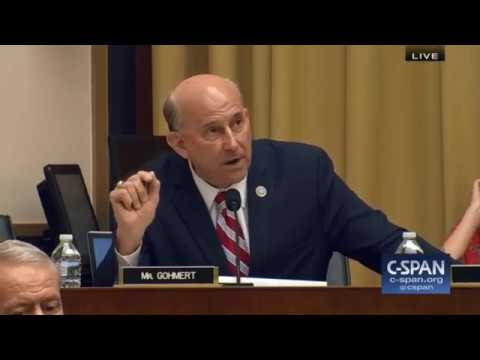 Gohmert Calls Out Social Media Giants – Twitter, Facebook & YouTube in Judiciary Hearing