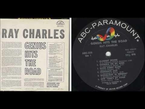 Ray Charles - Sentimental Journey lyrics