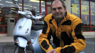 3. vespa lx 150 reviewn - 2007 Vespa LX 150
