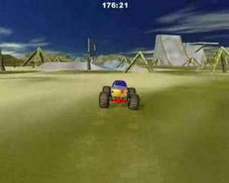 monster truck games