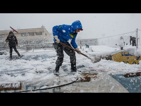 Lebanon: Struggling with winter storm Zeina