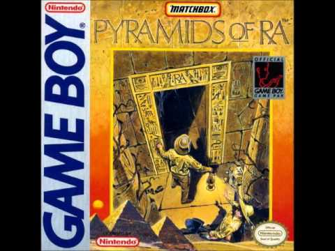 Pyramids of Ra OST - Stage 2