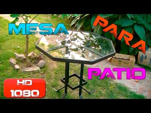 Mesa para patio | Garden table