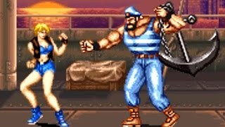Video Final Fight 3 (SNES) All Bosses (No Damage) MP3, 3GP, MP4, WEBM, AVI, FLV Mei 2017