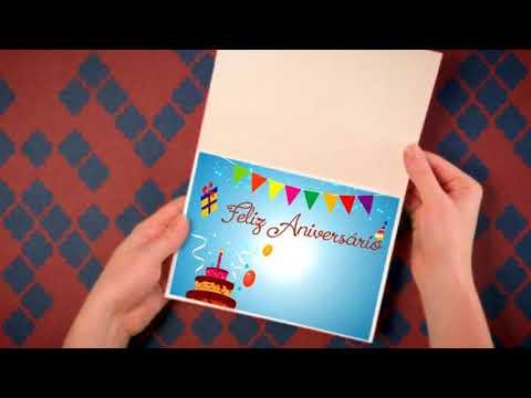 Msg de aniversário - Linda Mensagem De Aniversário - Hoje É O Seu Dia Especial.