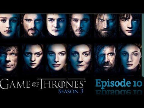 Game of thrones season 3 Episode 10 Explained in Telugu