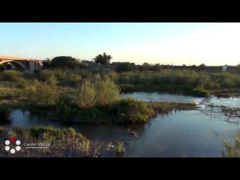 Río Mijares al paso por Almazora/Almassora