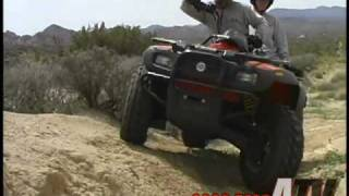 4. ATV Television - 2003 Can Am Traxster Max 500 Test