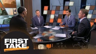 Boogie Cousins I Dont Give A F--- About Who Doesnt Like Move To Warriors  First Take  ESPN