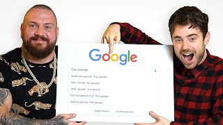 Video True Geordie and Lozcast Answer Their Most Googled Questions MP3, 3GP, MP4, WEBM, AVI, FLV Desember 2018