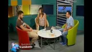 Interviu Kido TVR Cluj - Buna Dimineata Transilvania