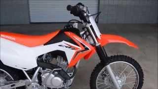 9. 2015 Honda CRF125 For Sale / Chattanooga TN GA AL Dirt Bike Dealer