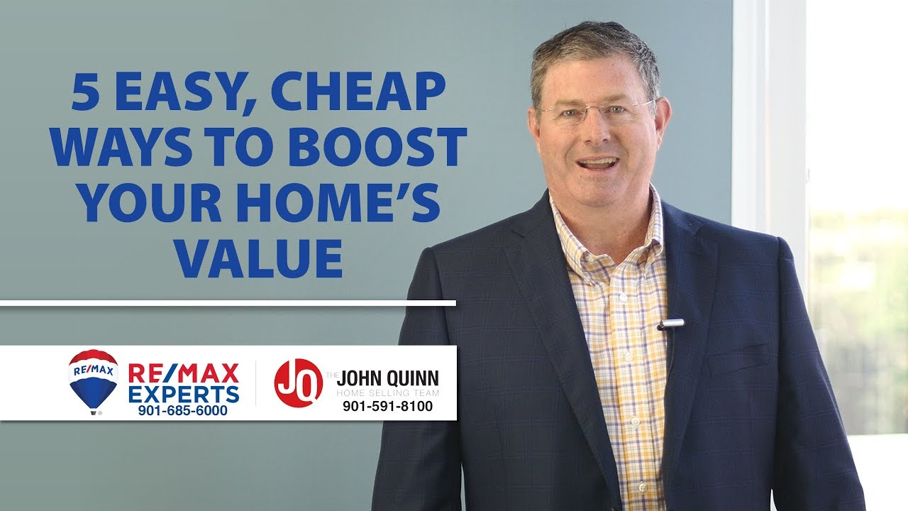 Inexpensive Ways to Maximize Your Home's Value