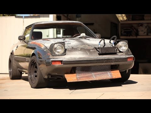 drive - Would you drive a car built by a teenager in his parents driveway with no safety features whatsoever? We did, and now we'll tell you why this ugly RX7 is so ...